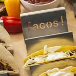 Meatless Monday recipe Crispy Potato Tacos
