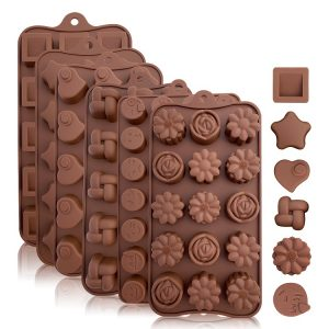 Romantic Valentine Chocolate molds