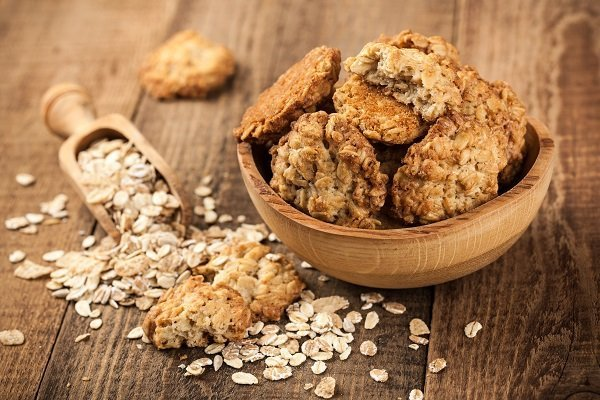 Recipe Chewy Oat Cookies