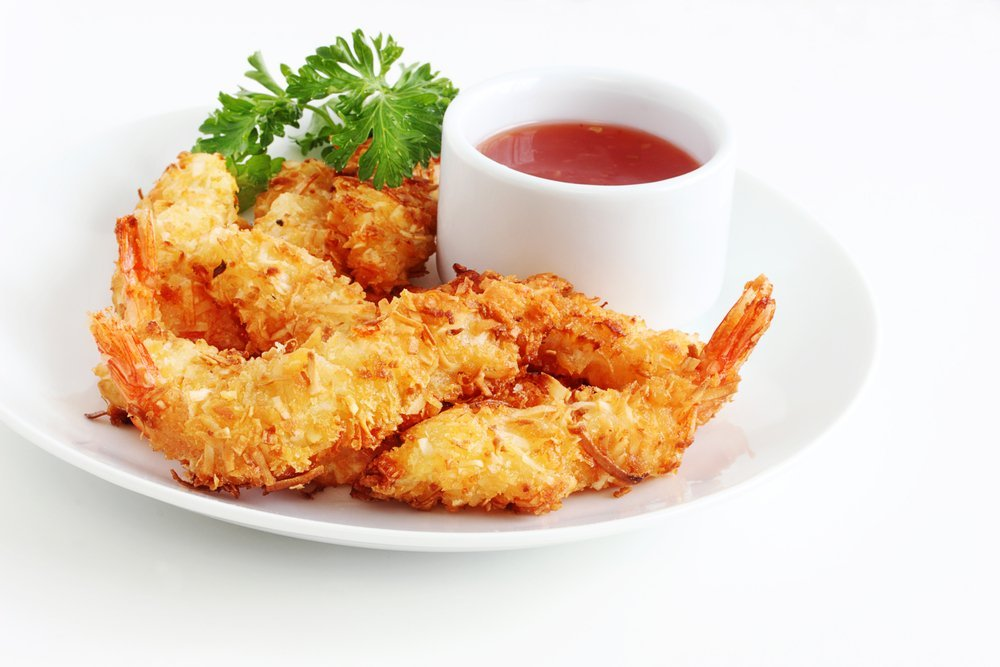 Healthy Seafood Recipe Crispy Baked Shrimps