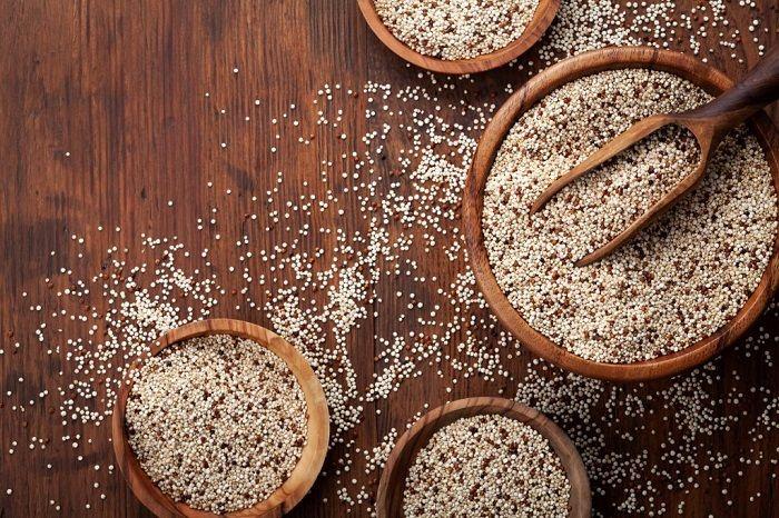 low carb quinoa