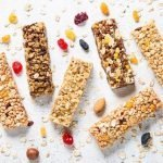 granola bars healthy snacks