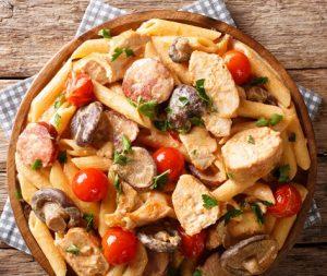 Easy Recipe Cajun Chicken Pasta
