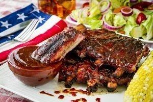 Pork BBQ Ribs Recipe 4th of July
