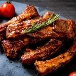 Grilled BBQ Ribs Recipe