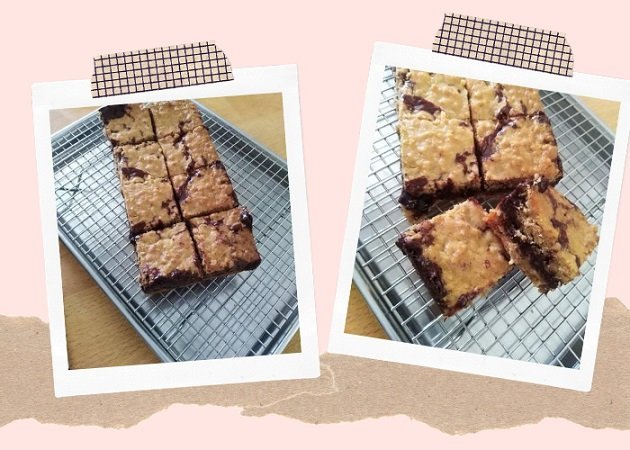 Healthy Chocolate Revel Bars