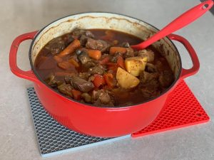 how to make beef stew at home