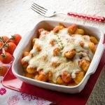 Baked Vegetarian Gnocchi