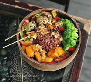 Low Cholesterol Diet Plan: Brown Rice and Tofu