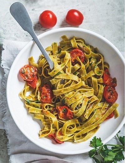 Easy Spaghetti Recipe Puttanesca