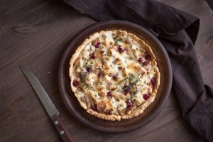 Recipes for Thanksgiving leftovers Turkey Quiche