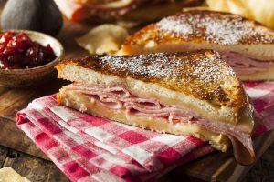 Monte Cristo Sandwich Loaf Recipe