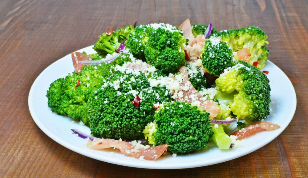 Keto Broccoli Salad
