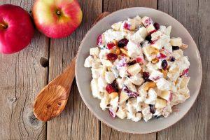 Creamy Apple Salad