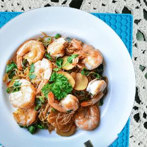 low carb noodles pad thai shirataki recipe
