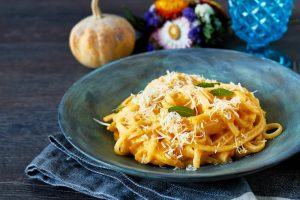 Creamy Pumpkin Pasta Sauce