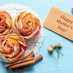 apple rose cake