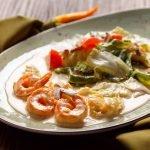 Easy Shrimp Recipe with Creamy Sauce