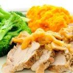 Easy Pork Recipe with Applesauce