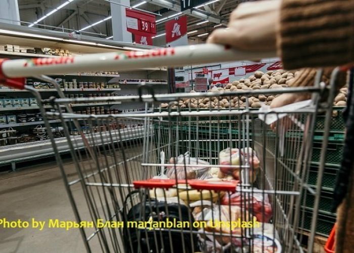 safety tips grocery shopping
